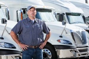 CDL Ohio trucker labor statistics